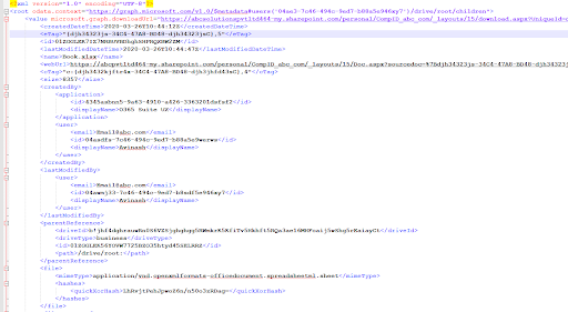 ETL - XML and JSON Files Processing with Talend Open Studio