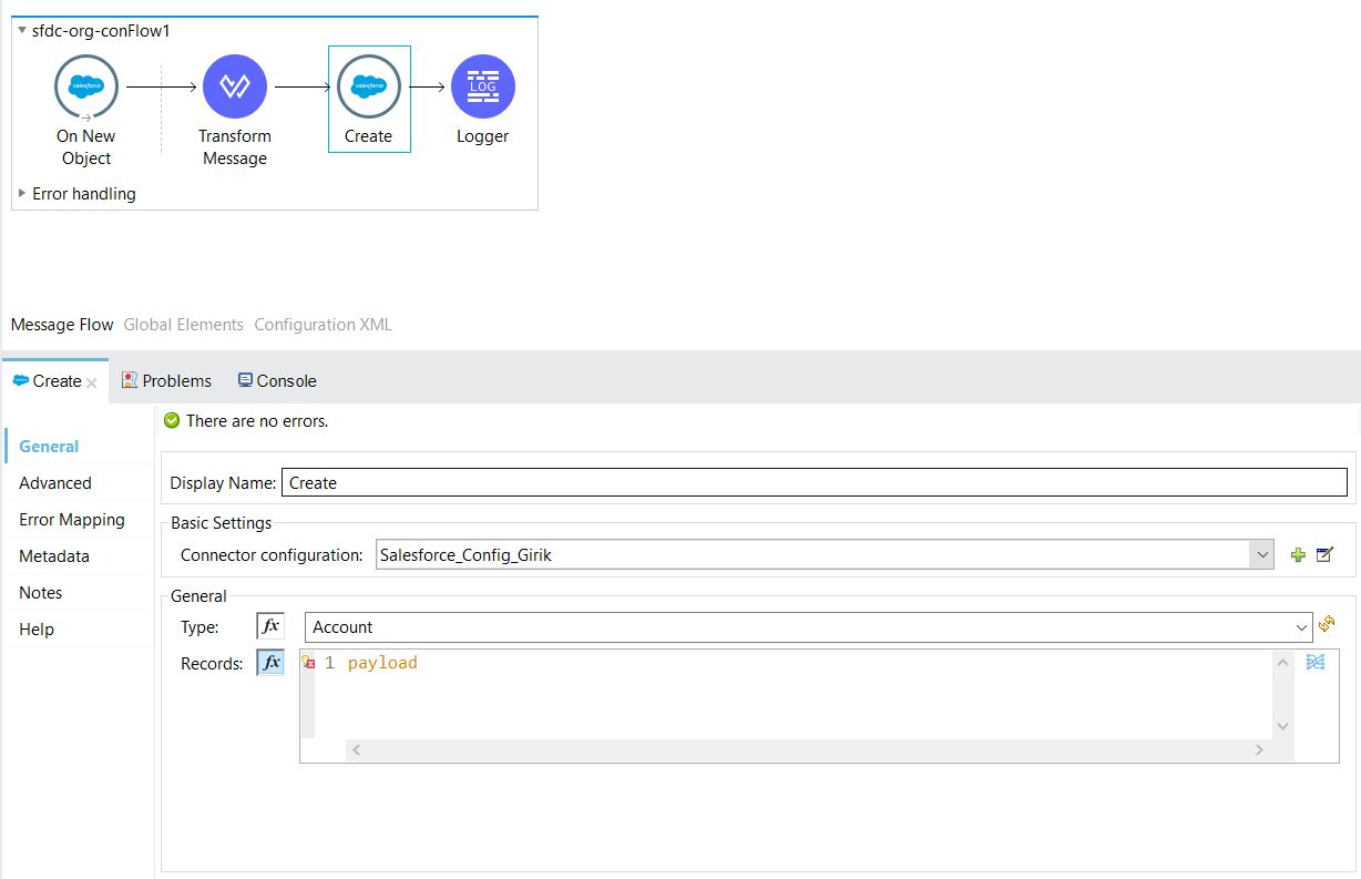 How to Integrate a Salesforce environment with your Legacy system using MuleSoft?